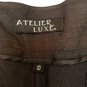 Atelier Luxe Pants - ⚜️ Atelier Luxe Ladies Dress Pants NWT